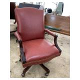 HIGH QUALITY HIGH BACK LEATHER OFFICE CHAIR