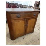 EARLY 19TH CENTURY JELLY CUPBOARD
