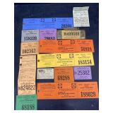 LOT OF 14 1960