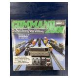 MRC COMMAND 2000 RAILROAD DIGITAL CONTROL SYSTEM