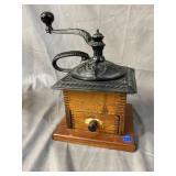 DOVETAILED COFFEE GRINDER