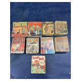 COLLECTION OF 9 LITTLE BIG BOOKS