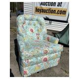 PARKER FURNITURE UPHOLSTERY CLUB CHAIR
