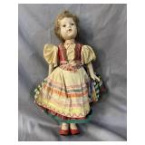 ANTIQUE DOLL 22 inch