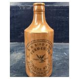 R.M. BIRD & CO. FERMENTED GINGER BEER POTTERY
