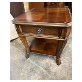 HOOKER SQUARE END TABLE