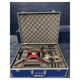 POTENSIC FVP DRONE AND RADIO WITH CAMERA IN