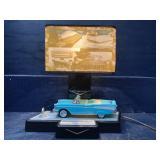 1957 CHEVROLET LAMP, contemporary