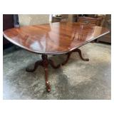 PA HOUSE SOLID CHERRY DINING TABLE
