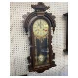 WEST MINISTER CHIME VICTORIAN STYLE CLOCK