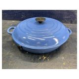 LARGE LE CREUSET PAN WITHE LID