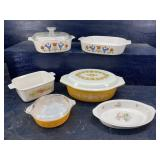 6 pc COOKWARE LOT