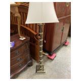 60 inch QUALITY BRASS FLOOR LAMP
