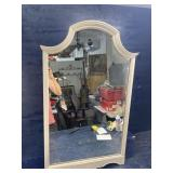 PAINTED MIRROR