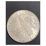 1921 P XF MORGAN SILVER DOLLAR