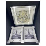 MODERN HANGING PICTURE LOT