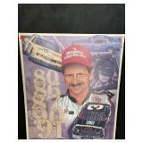 WINSTON CUP DALE EARNHARDT POSTER