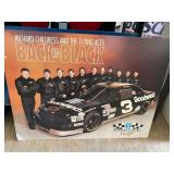 DALE EARNHARDT PIT CREW POSTER