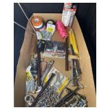 ELECTRICAL TAPE AND BOLTS LOT