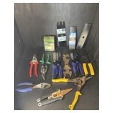 PLYER CUTTER AND EDGER BLADE LOT