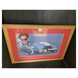 DALE EARNHARDT RACING PICTURE