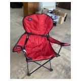 FOLD OUT CHAIR GOOD CONDITION