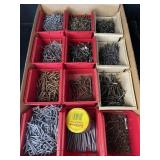 LARGE LOT OF NAILS