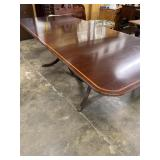 BAKER INLAID BANQUET TABLE