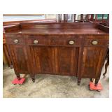 EARLY 19th CENT FEDERAL SIDEBOARD