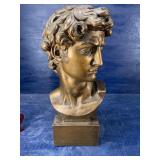 24 in BUST OF DAVID