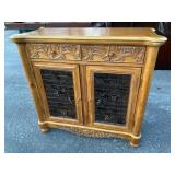 GRAPE CARVED WINE CABINET MODERM