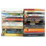 27 DVD Movies