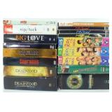 17 DVD TV Show Box Sets