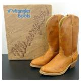 Vintage New Old Stock Wrangler Boots