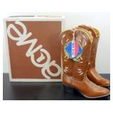 Vintage New Old Stock Acme Boots