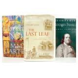 Ben Franklin Book, History