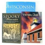 Three Wisconsin Books...Two Haunting Tales and