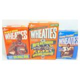 * 3 Wheaties Boxes - Jackie Robinson (Full),
