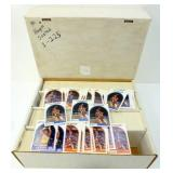 * 1989-90 Hoops Basketball Cards - Sorted #
