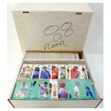 * 1988 Fleer Baseball Cards w/ Some Inserts