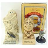 Grape Nuts Food for Brains, 3 Figurines, 1 Clown