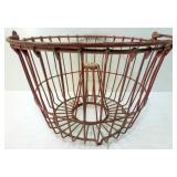 * Vintage Egg Basket