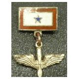 WW2 One Son in the Service Sweetheart Pin -