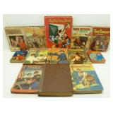 * 13 Vintage Fiction Hardcover Books