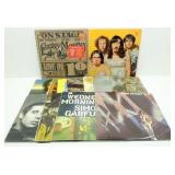 11 Vintage LPs - Simon & Garfunkel, Herb Alpert,