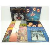10 Vintage LPs - Steppenwolf, Simon & Garfunkel,