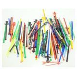 120+ Vintage Stir Sticks - Lots of Advertising,