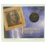 Fugio Cent - 1787 Replica of America