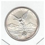 1 oz .999 Silver Coin - Estados Unidos Mexicanos