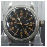 Waltham U.S. Military A-17 Wristwatch - Works!!